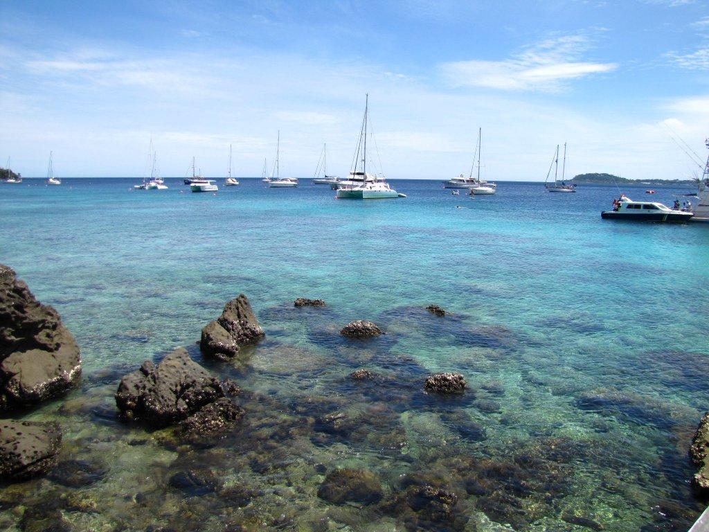 Wisata Pantai Gapang di Kota Sabang