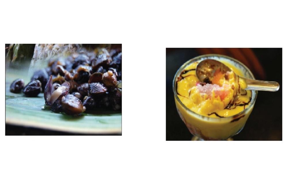 Pensi dan Es Durian