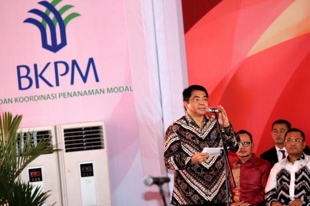 Kepala BKPM Franky Sibarani Dalam Investasi Padat Karya Untuk Penyerapan Tenaga Kerja Indonesia