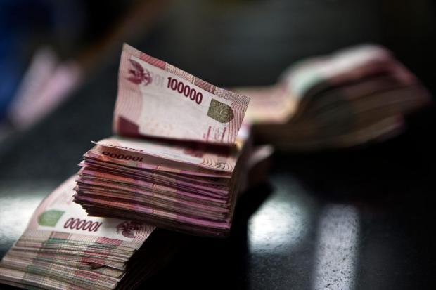 rupiah, nilai tukar, dolar as