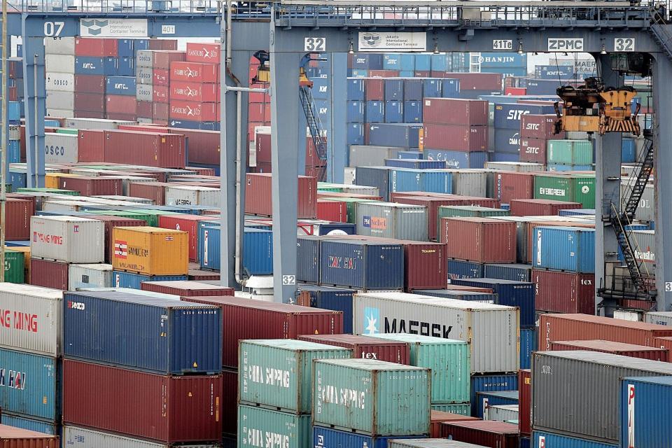 defisit neraca dagang mei 2019, ekspor, impor, pieter abdullah redjalam