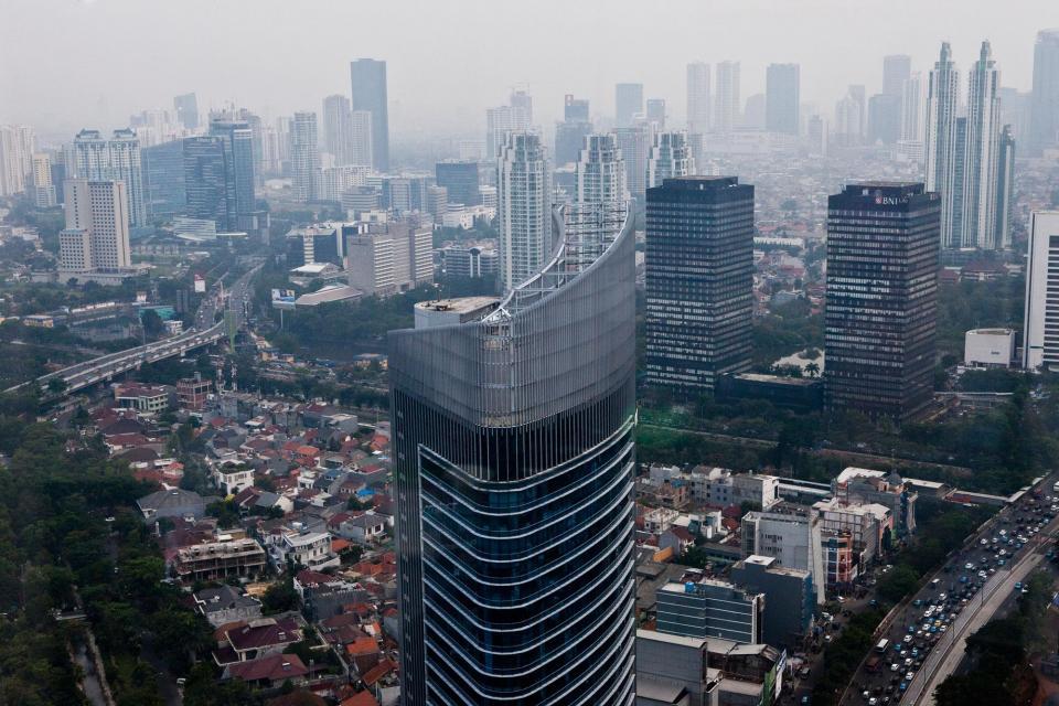 pemerintah pertimbangkan biayai anggaran pindah ibu kota baru dengan penjualan BMN