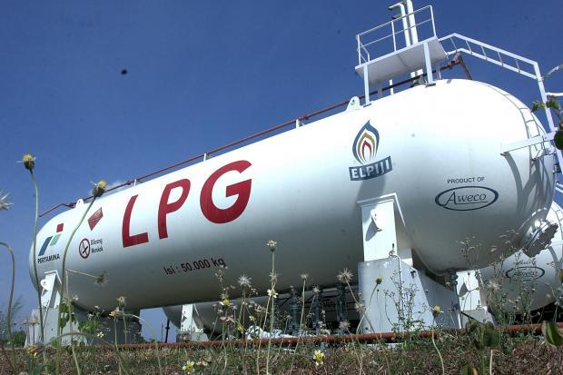 LPG Elpiji Pertamina