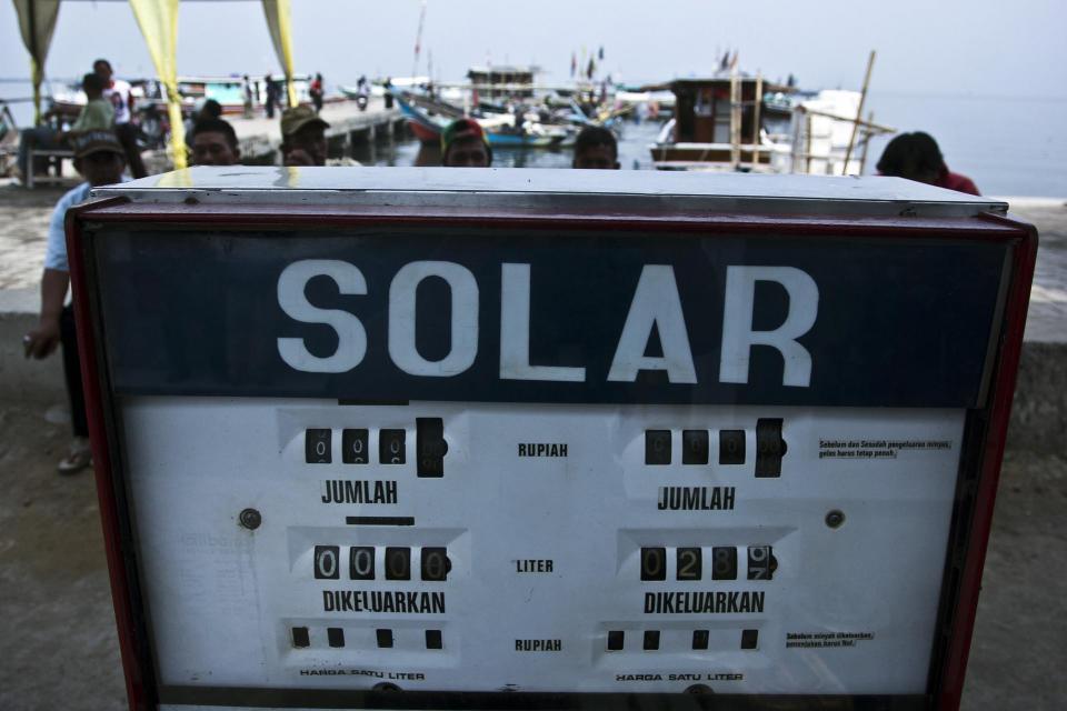 Kuota Solar Subsidi Bakal Habis November Truk Diminta Pakai