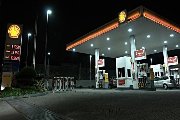 SPBU Shell Cikini