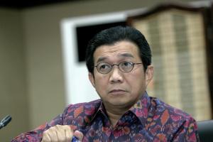 Ketua Dewan Komisioner Otoritas Jasa Keuangan Muliaman Hadad