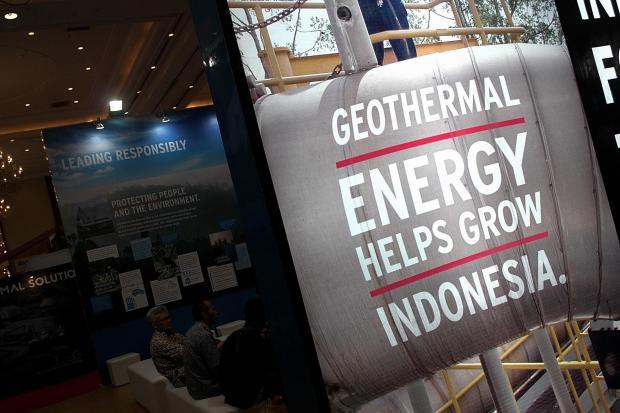 Panas Bumi Geothermal