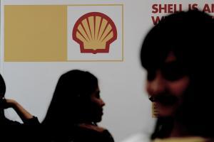 Both Shell di sebuah p[ameran di Jakarta