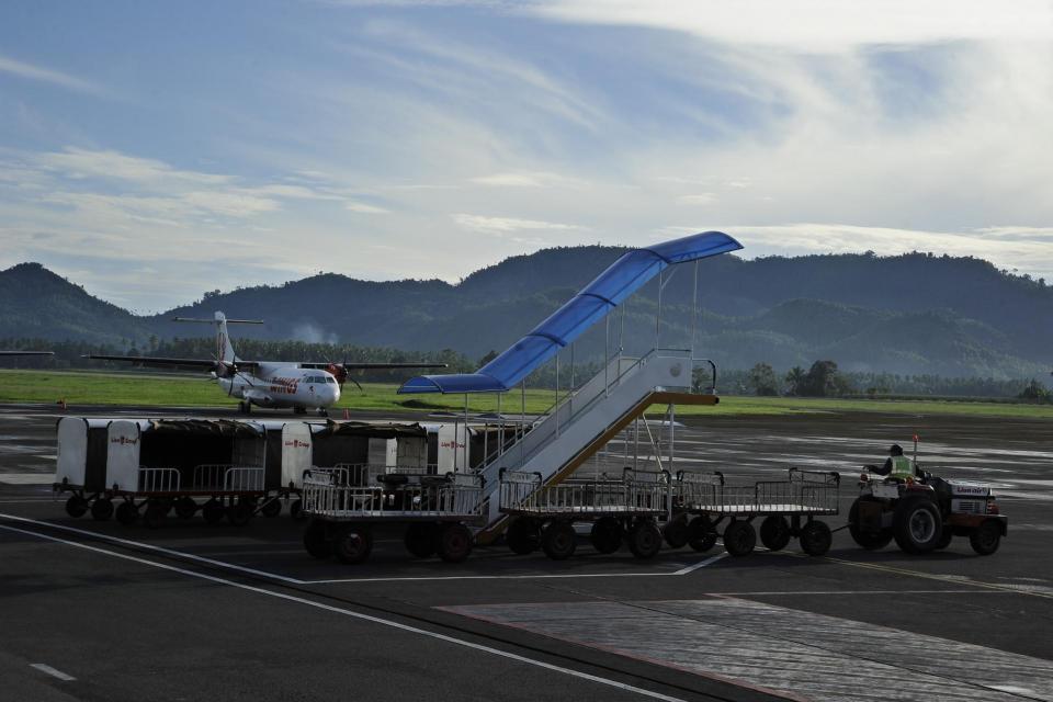ilustrasi bandara. PT Angkasa Pura I menyiapkan investasi Rp 500 miliar untuk mengembangkan Bandara Sentani,Papua.