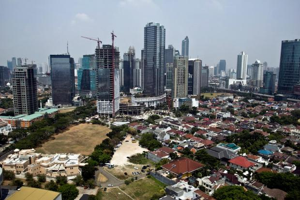 Pengamat Sebut RI Punya Tantangan Berat Kerek Pertumbuhan Ekonomi 2020.