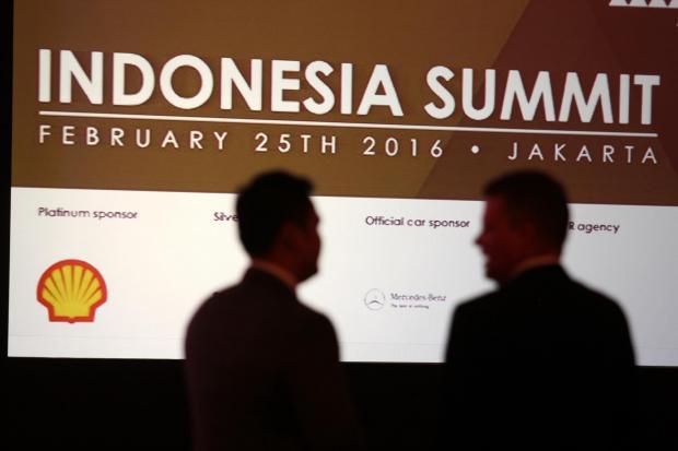 Indonesia Summit 2016