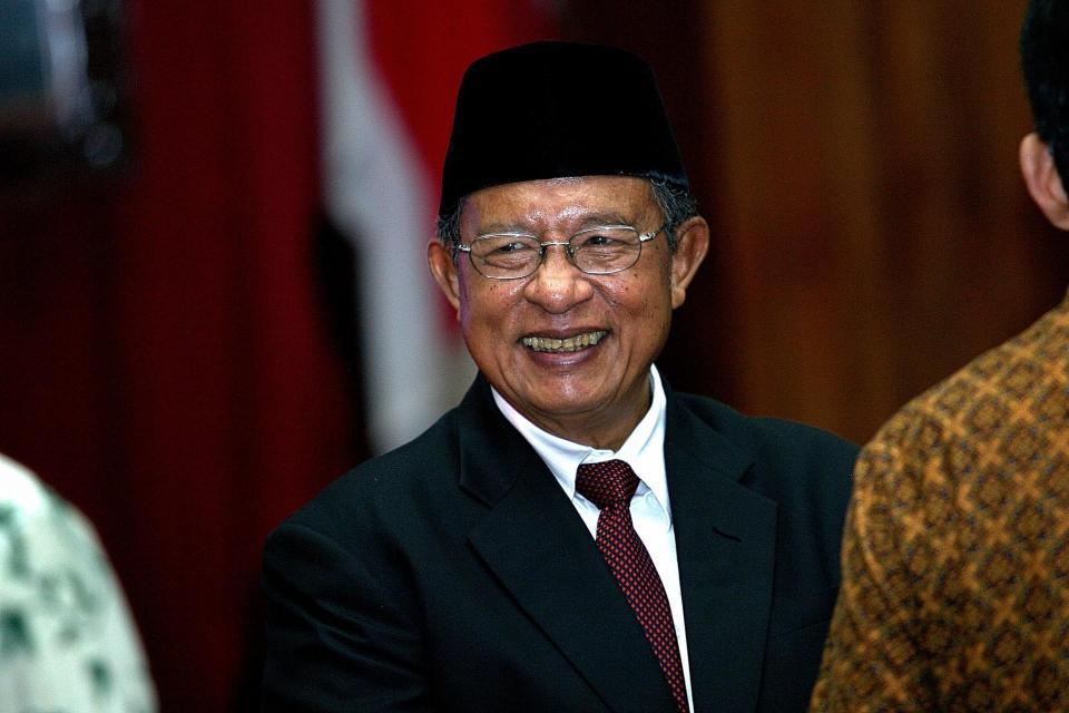 Menteri Koordinator Perekonomian Darmin Nasution
