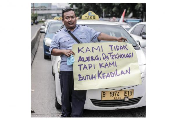Demo Taksi