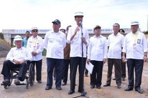 Jokowi Tol Kalimantan