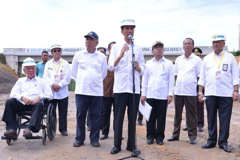 jalan tol Balikpapan-Samarinda, infrastruktur, kementerian PUPR