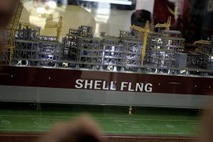 Shell FLNG