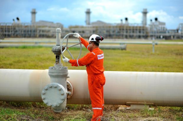 Pekerja Exxon