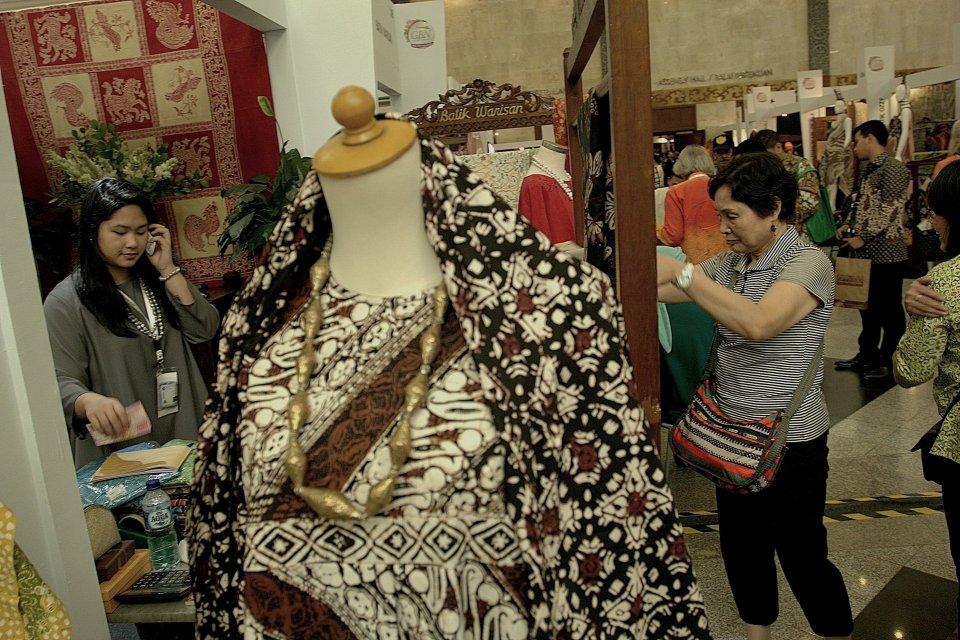 Pameran Gelar Batik