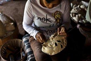 UKM Topeng Batik