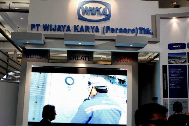 WIKA, Wijaya Karya, Investasi, Saham