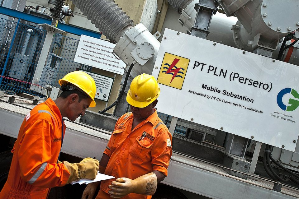 laba bersih PLN 2019, penjualan listrik pln, laporan keuangan pln