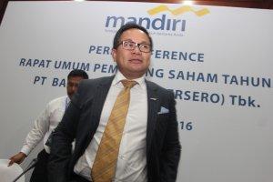 Dirut Bank Mandiri Kartika Wirdjoatmodjo