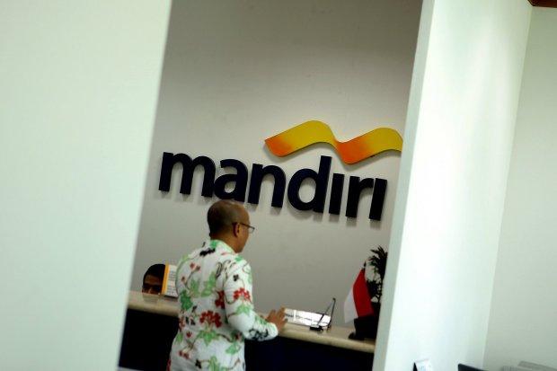 OJK Investigasi Bank Mandiri soal saldo nasabah eror
