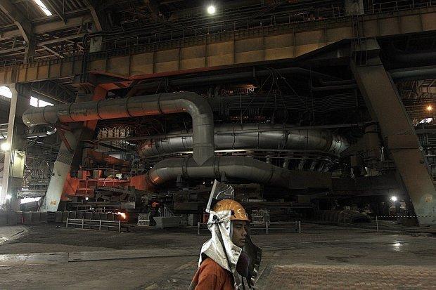 Pabrik baja