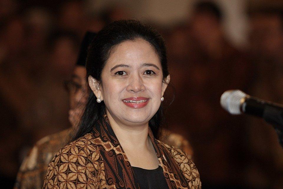 PDIP, Puan Maharani, Ketua DPR