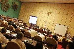 Rapat Kerja DPR