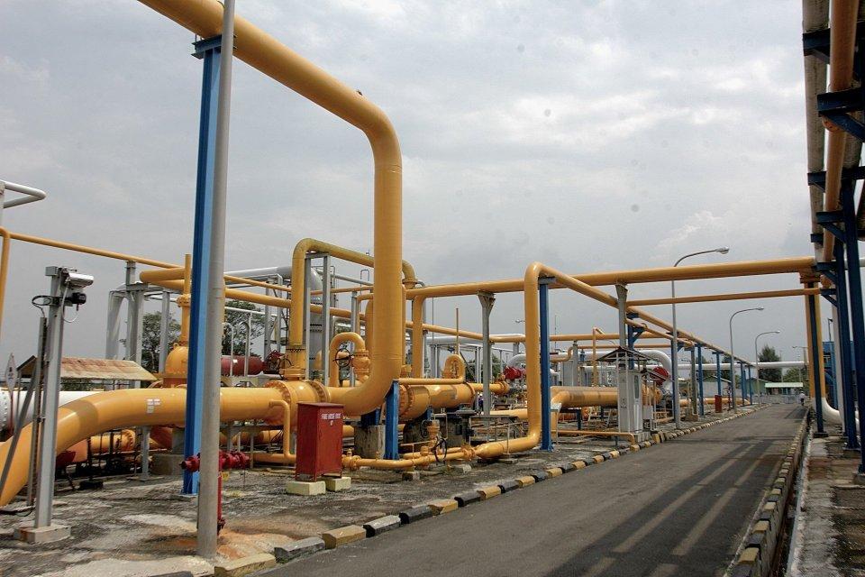 pipa gas Pertamina