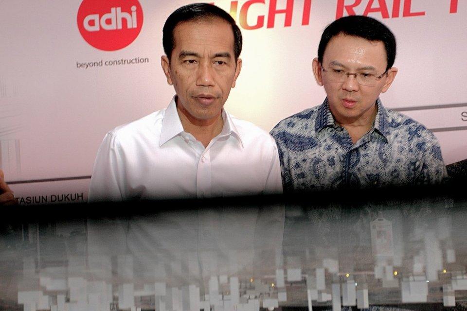 Sambangi Istana, Ahok Lapor soal B30 hingga Mandat Khusus dari Jokowi
