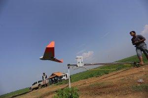 Drone Pemetaan Lahan