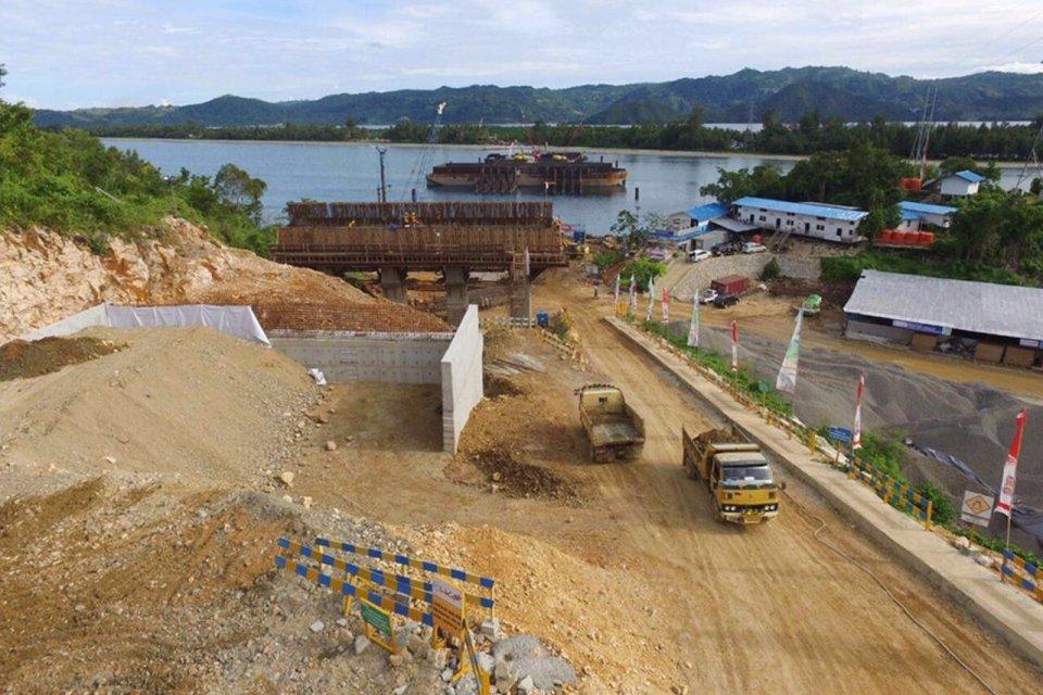 Jembatan Papua