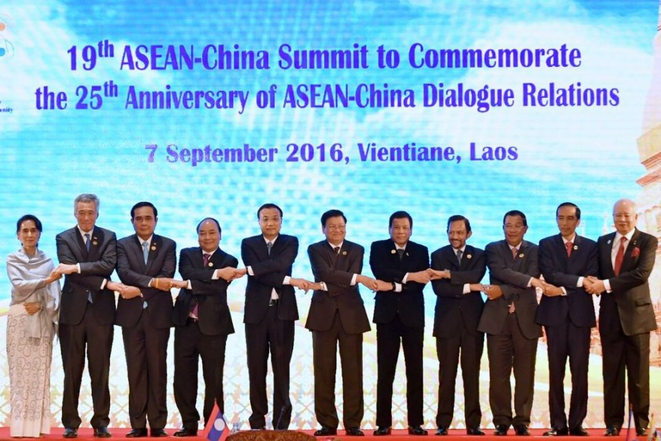 KTT ASEAN-Cina