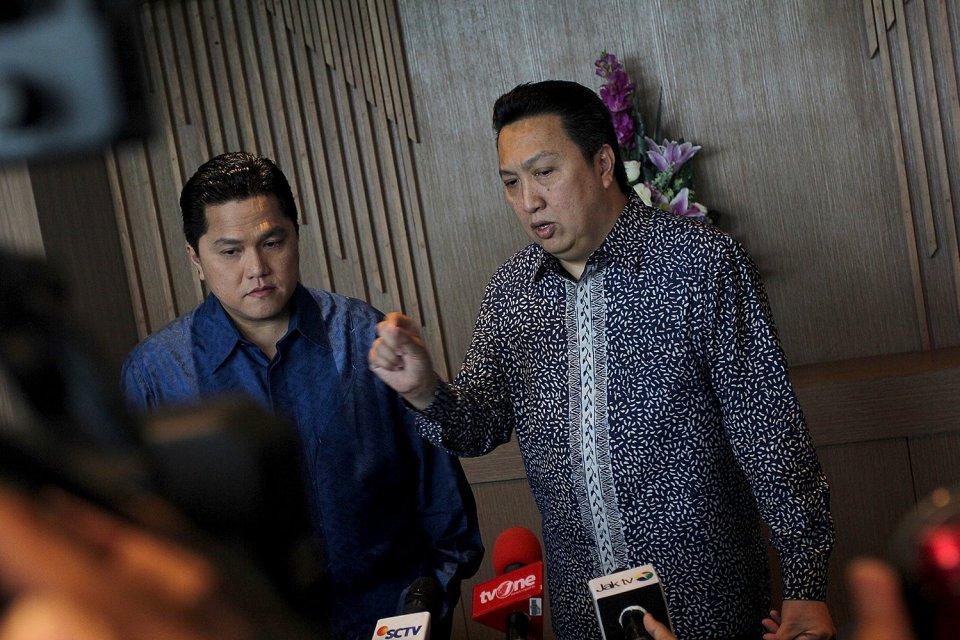 Erick Thohir, Mahaka Media