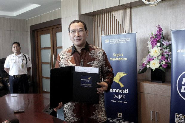 BLBI, Tommy Soeharto