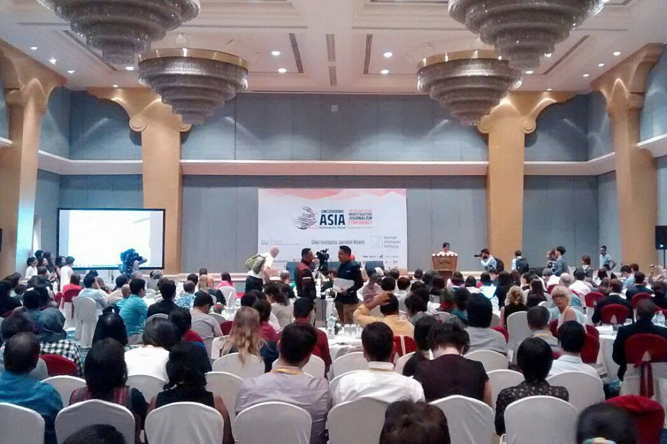 Asian Investigation Journalism Conference