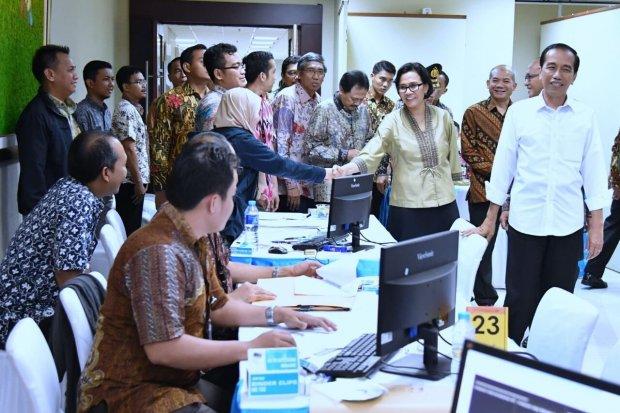 Jokowi Tax Amnesty