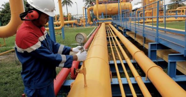 Pertagas dan Petro Muba Kerja Sama Kembangkan Kilang LPG | Katadata News