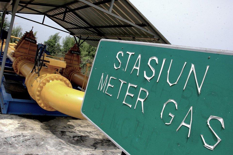 Kadin Indonesia meminta pemerinta pemerintah berkomitmen menurunkan harga jual gas.