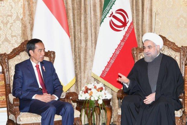 Jokowi Iran