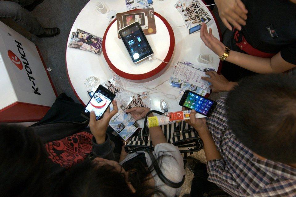 Sistem Sibina, pemblokiran ponsel, aturan emei, ponsel ilegal