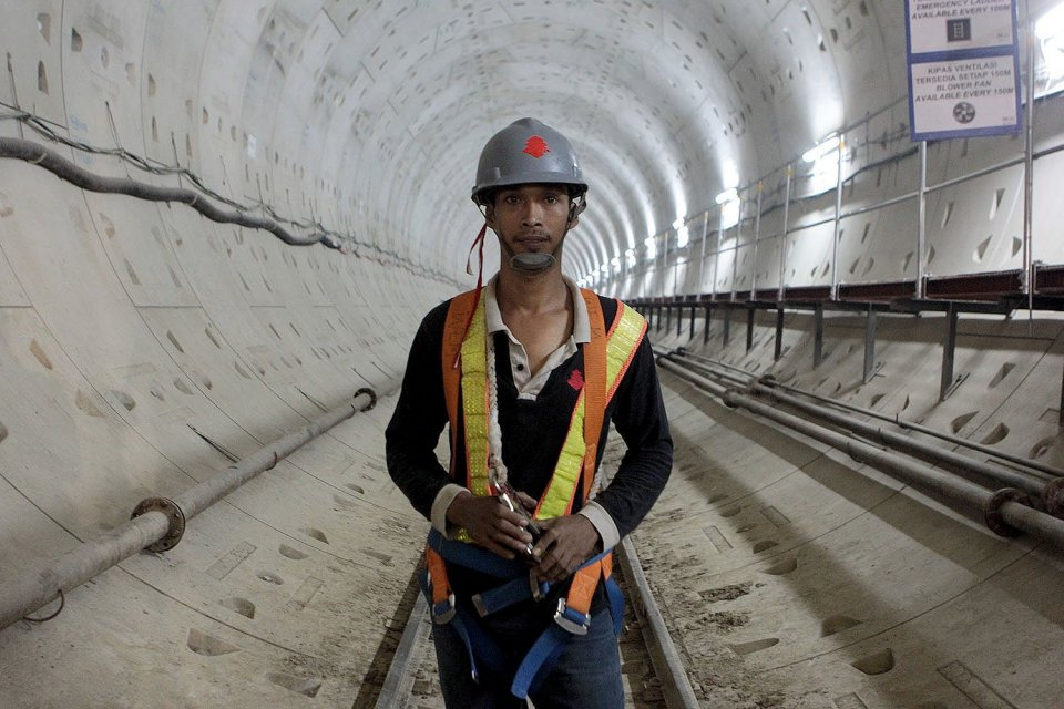 Pembangunan MRT