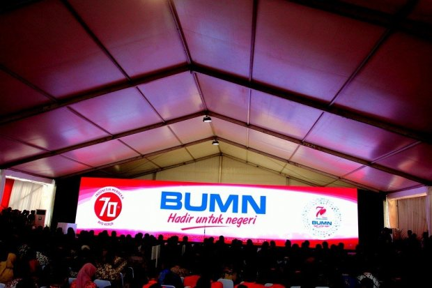 bumn, kementerian bumn, erick thohir, new normal