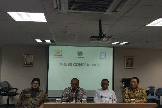 Konferensi Pers Program Pemagangan Nasional KADIN