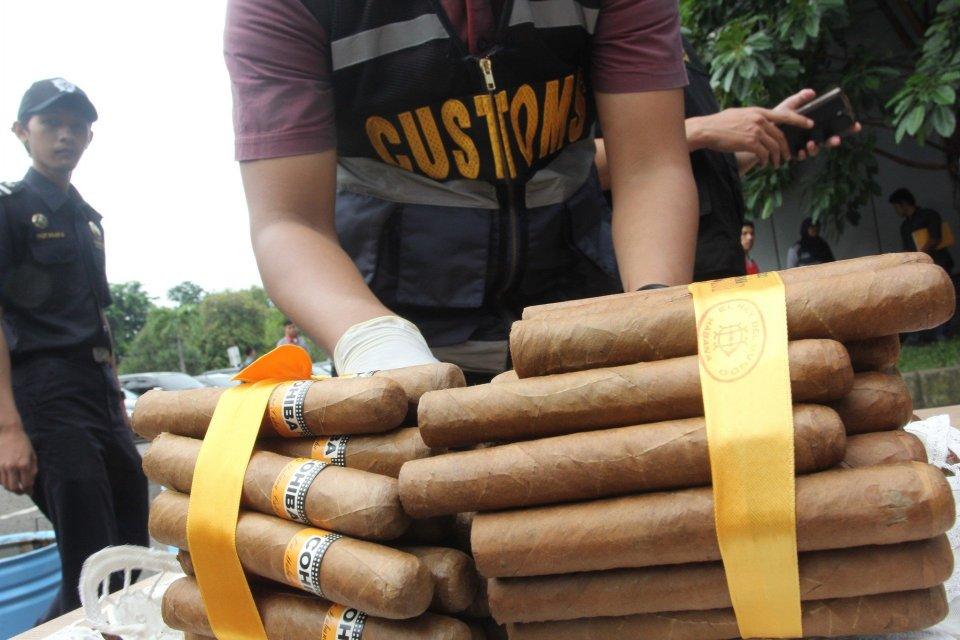 Cukai tembakau