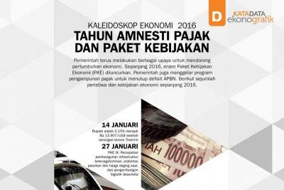 Tahun Amnesti Pajak dan Paket Kebijakan