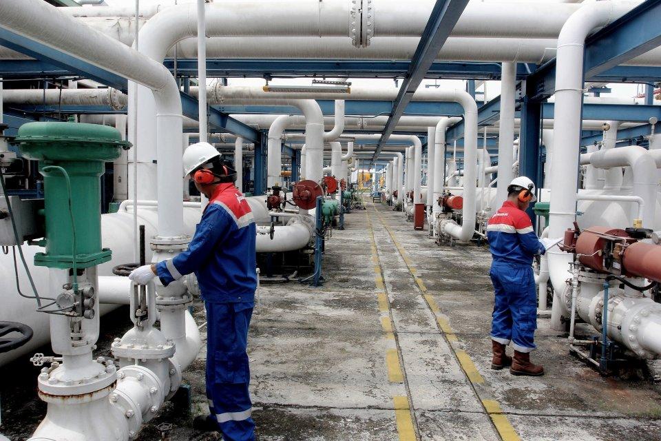 Gas Jambaran Tiung Baru
