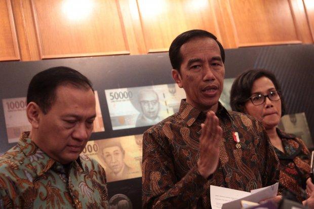 Uang Jokowi